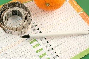 Lundi, c'est parti ! dans Journal alimentaire food-diary-300x199